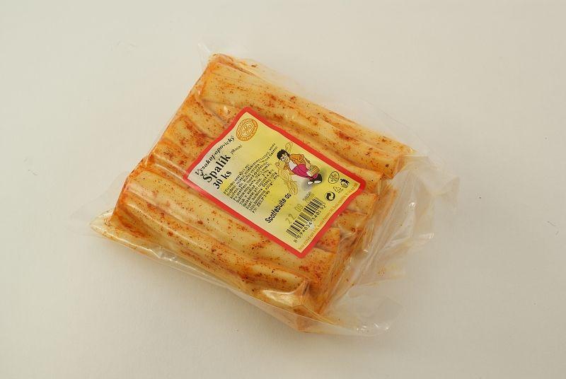 Sýrový špalík 30ks pikant